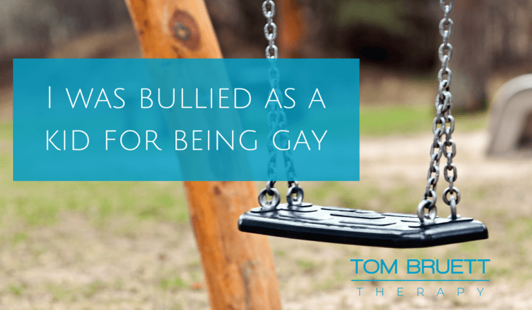 bullied for being gay, gay therapist San Francisco