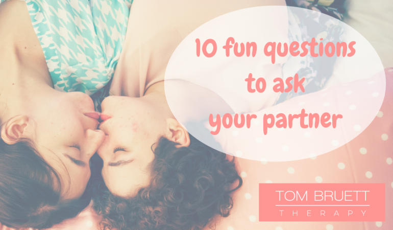 fun questions to ask your partner