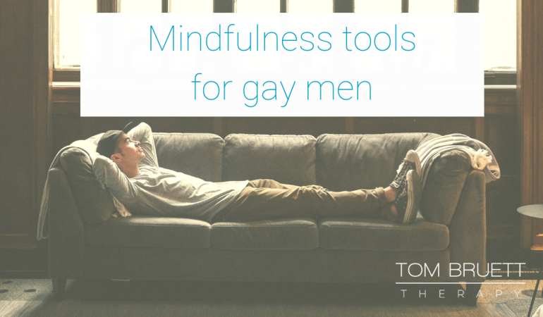 mindfulness tools for gay men