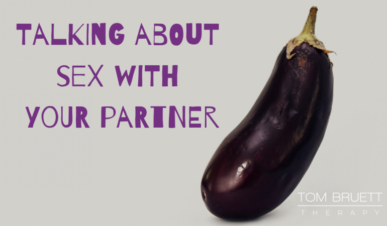 Talking about sex with your partner, couples counseling San Francisco, 94102