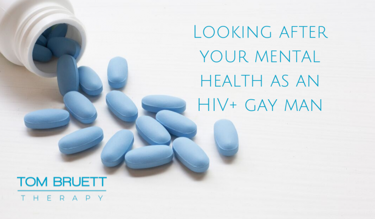 looking after your mental health as an HIV+ gay man