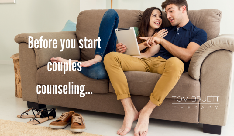 tools to explore before starting couples therapy- marriage counseling denver colorado
