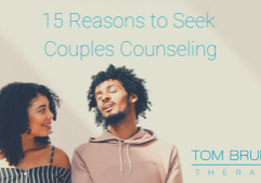 15 reasons people seek couples counseling San Francisco, CA 94102