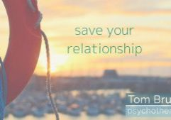 Save your relationship- Tom Bruett Therapy