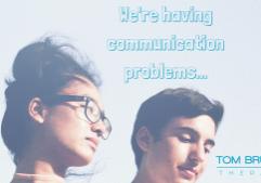relationship communication problems